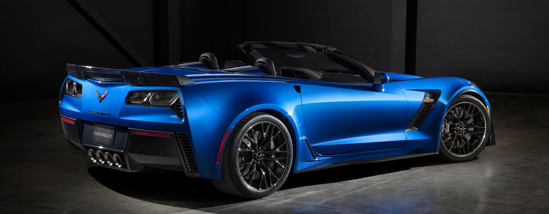 2015 Chevrolet Corvette Z06 Convertible 7 1920x1080